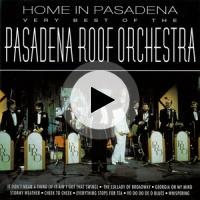 Cheek To Cheek The Pasadena Roof Orchestra Lyrics Song