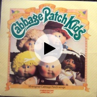 Cabbage patch kids best friends playtime songs amazon. Com music.